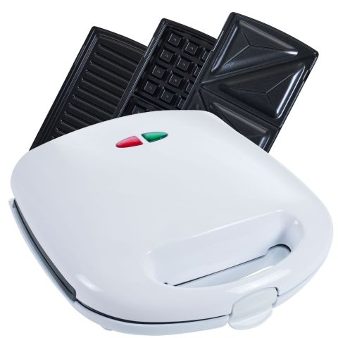 Chef Buddy Sandwich Panini Press and Waffle Maker