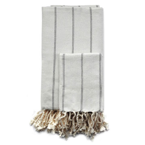 The Scents and Feel Fouta Cotton Bath Towels