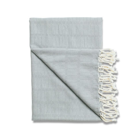 The Loomed Raw Pestamel Towel