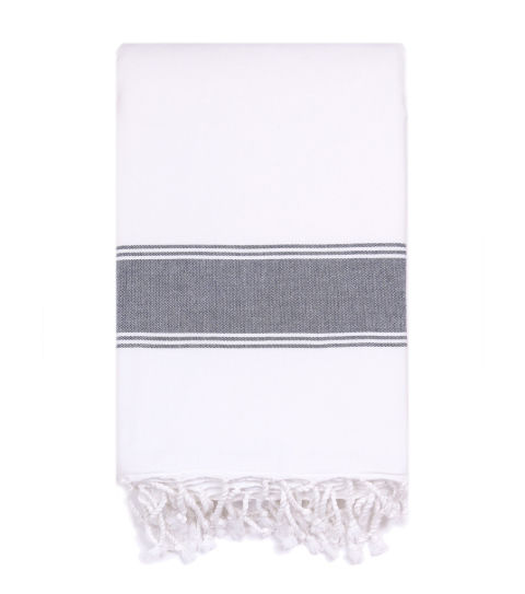 The Turkish T Sea cloud Bath Towel