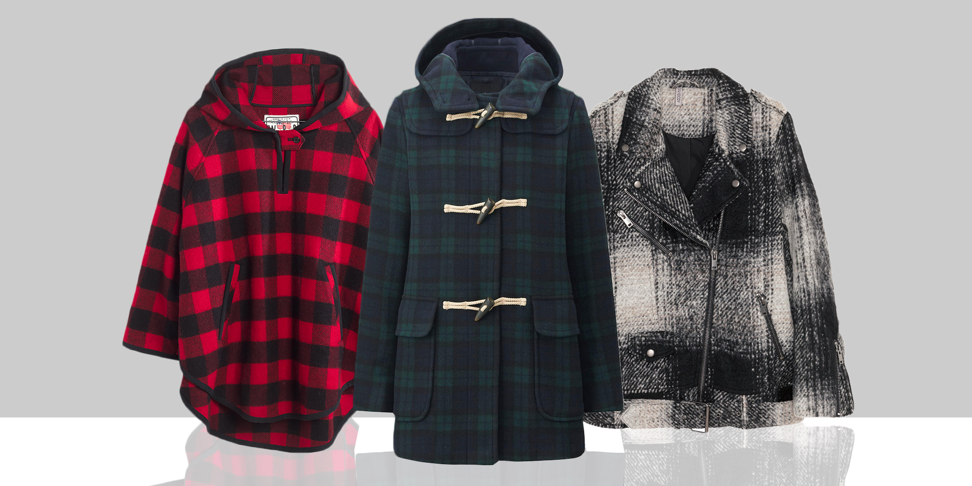 9 Best Plaid Jackets In 2018 Plaid Jackets And Peacoats