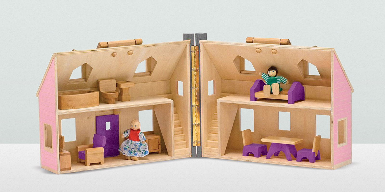 9 best dollhouses for your child in 2018 wooden dollhouses and doll furniture Dolls wooden furniture