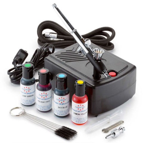Best Airbrush For Cake Decorating
