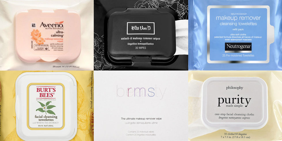 11 Best Makeup Remover Wipes for 2017 - Top Cleansing Face Wipe Brands