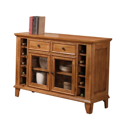 ECI Furniture Rustic Oak Dining Server