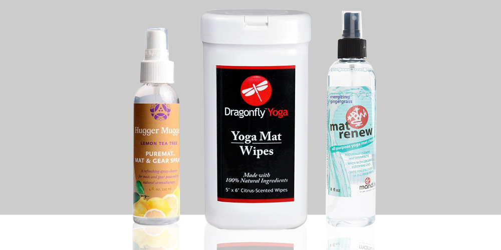 9 Best Yoga Mat Cleaners 2018 Yoga Mat Cleaning Spray