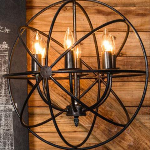 Wrought Iron Orb Chandelier – Chandeliers Design:11 Best Wrought Iron Chandeliers In 2017 And,Lighting