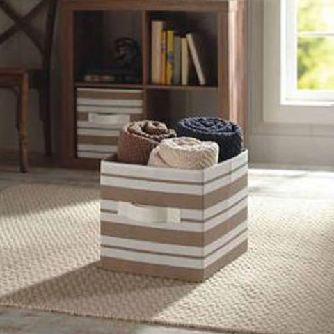 10 Decorative Fabric Storage Cubes In 2017 Fabric Storage Cubes And Bins