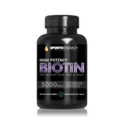 Biotin: MedlinePlus Supplements