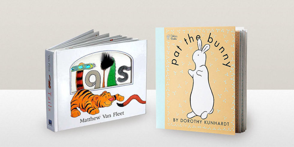 10 Best Touch and Feel Books of 2017 - Soft Touch and Feel Baby Books