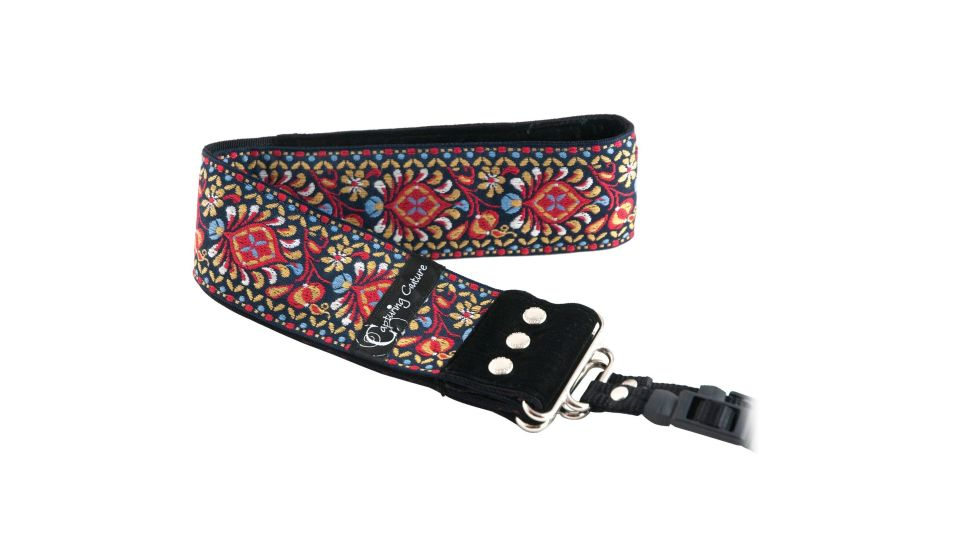 Fancy Camera Straps - The Camera