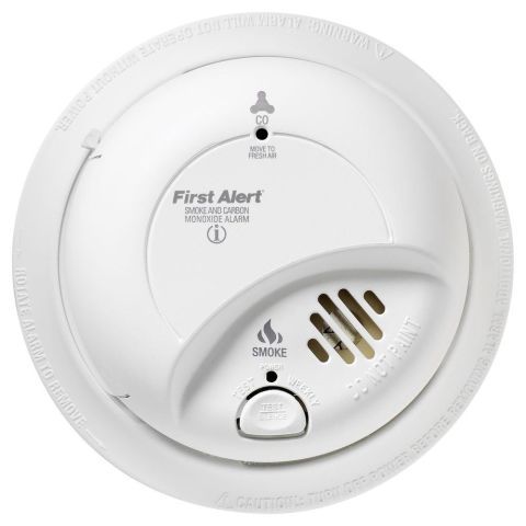 Smoke detectors keep your home fire safe
