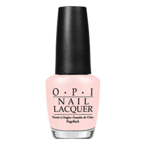 $10, ulta.com An ideal shade for all seasons, this gentle pink nail color from O.P.I. plays a key neutral role in any polish collection. Swipe on a few coats for an additional note of femininity to complement every occasion, from wedding receptions to happy hour.