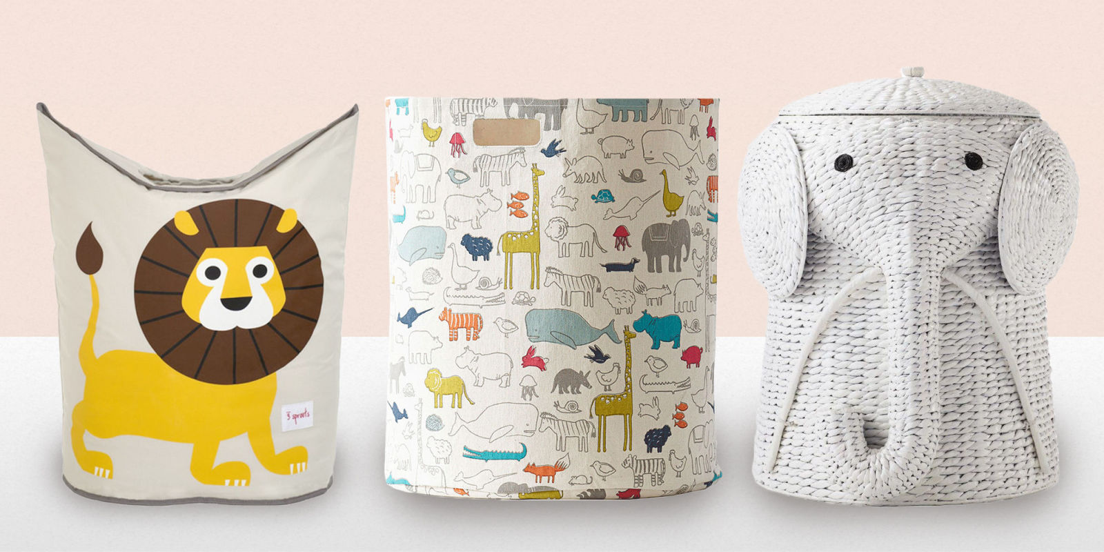 9 Best Laundry Hampers And Baskets For Your Nursery In