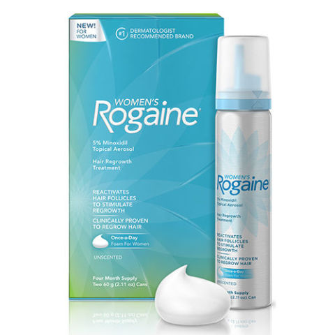 Can I Use Natural Products With Rogaine