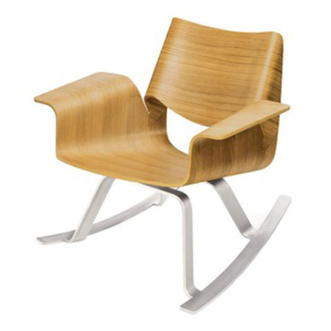 modern wooden rocking chair. 2modern buttercup rocking chair modern wooden d