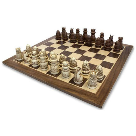 10 best chess sets and boards in 2017 - decorative marble & wooden