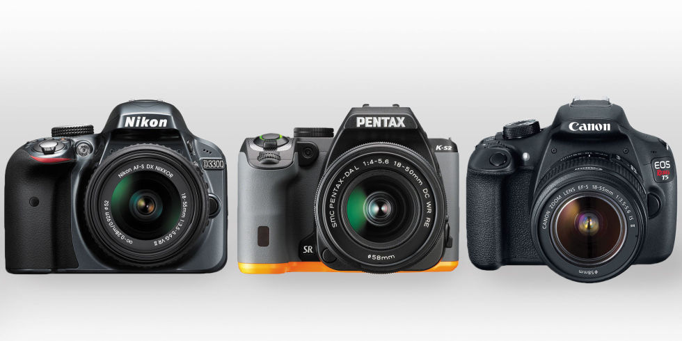 10 Best Cheap DSLR Cameras 2017 - Digital SLR Cameras Under $1000