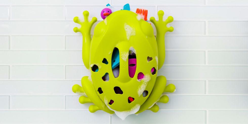 Attractive Bath Toy Storage