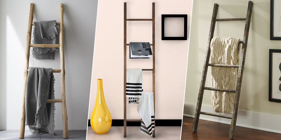 Decorative Blanket Ladders