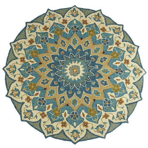 Best Outdoor Rugs For Your Patio In Chic Indoor Outdoor Rugs, Pier One  Canada Round