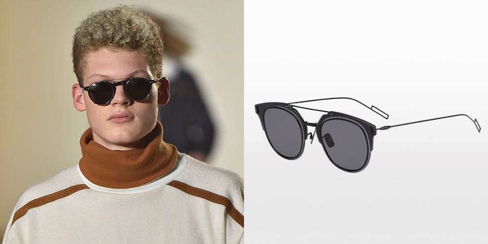 Dior Mens Eyeglass Frames : 5 Best Mens Sunglasses From NYFWM 2016 - Designer Mens ...