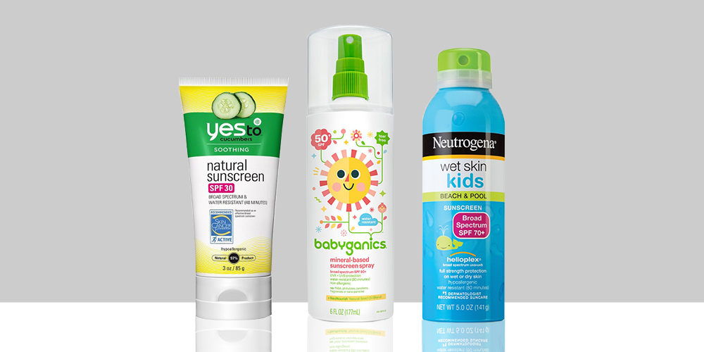 Best kids sunblock