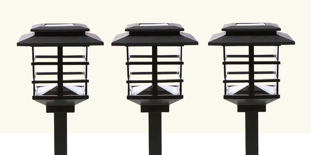 8 Best Outdoor Solar Lights in 2017 - Solar Powered Lights For ...