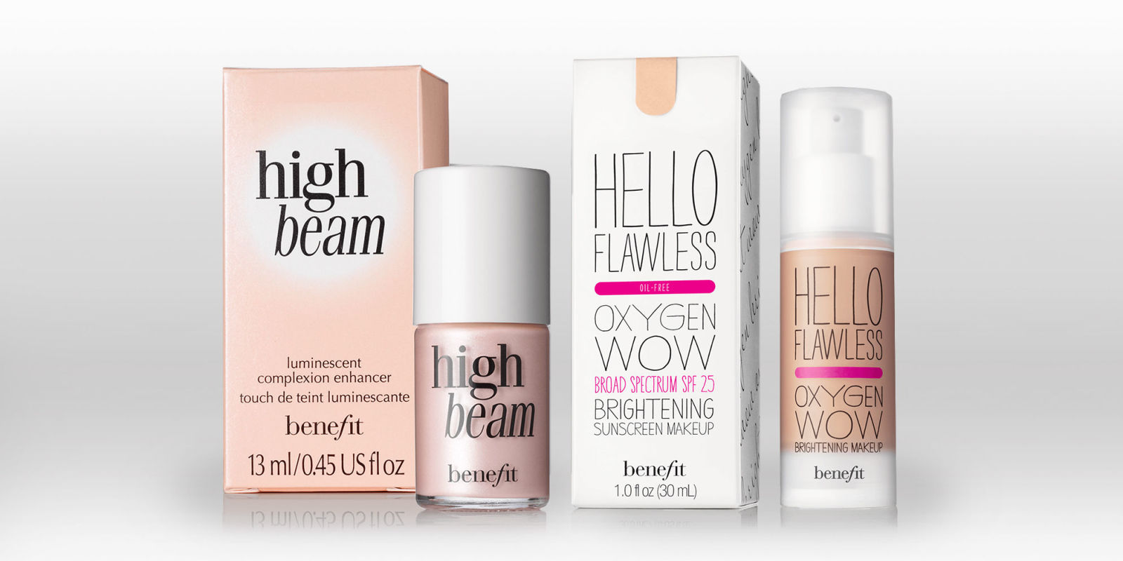 Prep, prime & perfect to put your best face forward! Visit the official Benefit site for your instant beauty solutions.