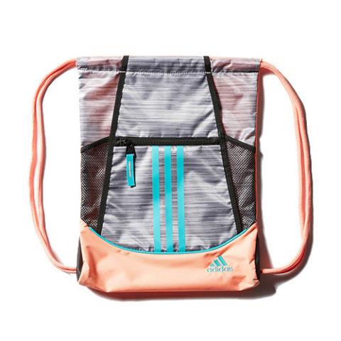 Adidas Drawstring Bag Green
