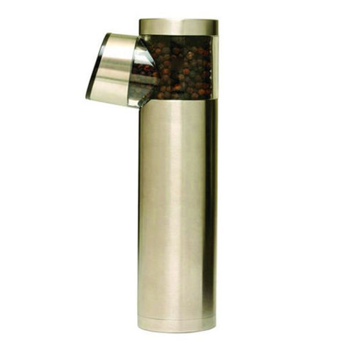 8 best electric pepper grinders in 2017 sleek electric salt and pepper mills - Novelty pepper grinder ...