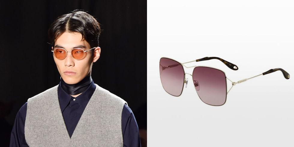 Mens Sunglasses 2016  5 best men s sunglasses from nyfwm 2016 designer men s sunglasses