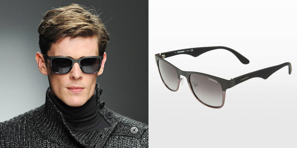 stylish mens glasses  5 Best Men\u0027s Sunglasses From NYFWM 2016 - Designer Men\u0027s Sunglasses