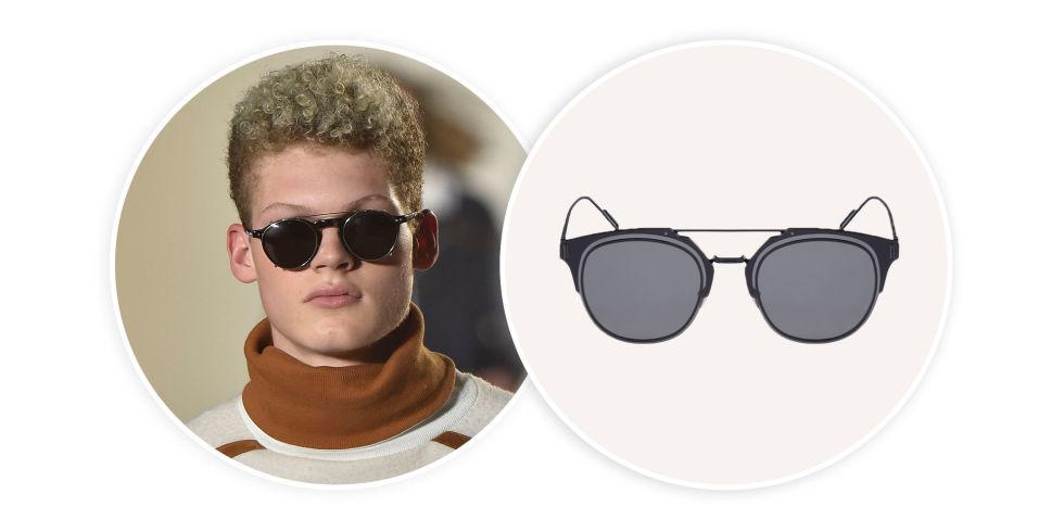 Best Sunglasses 2016  5 best men s sunglasses from nyfwm 2016 designer men s sunglasses