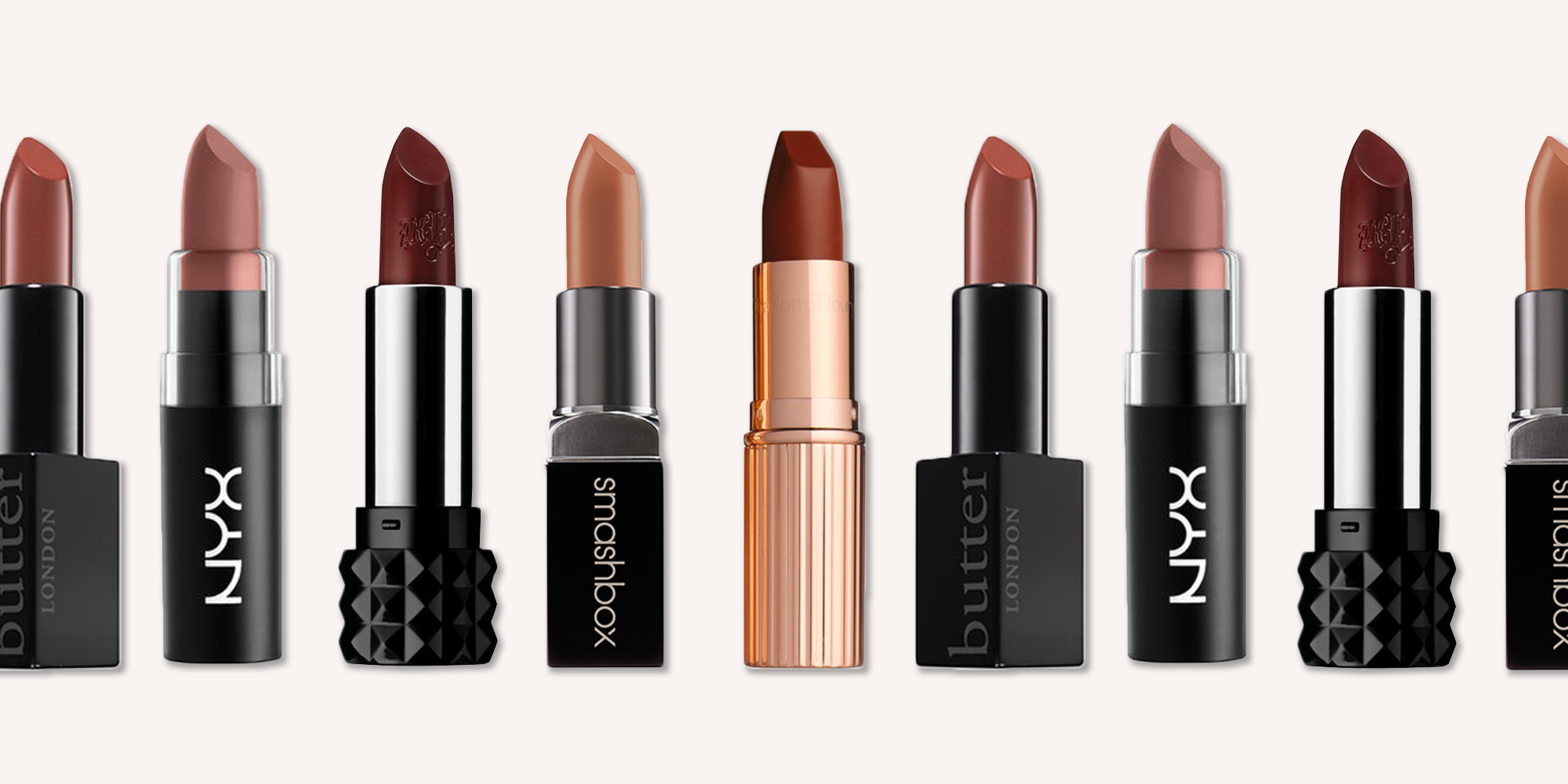 13 Best Brown Lipsticks For Fall 2018 Light And Dark