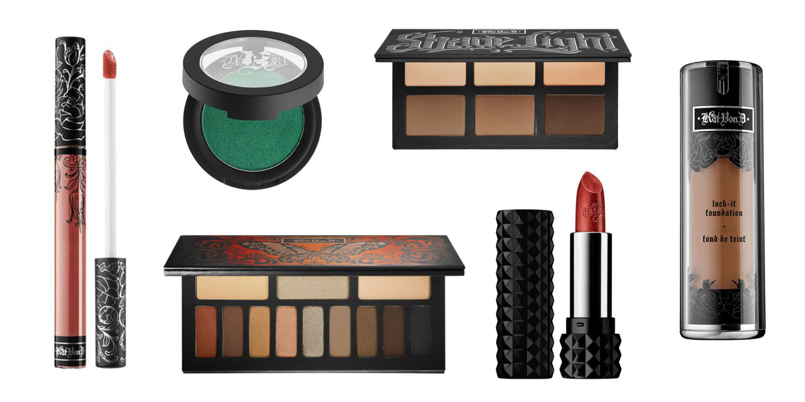 9 Best Kat Von D Makeup 2016 Kat Von D Foundation And Lipstick