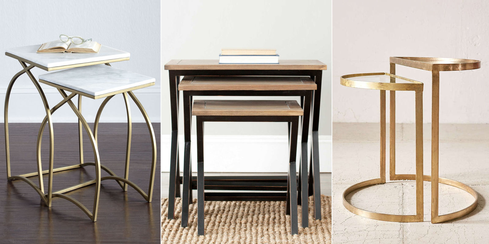 10 Best Nesting Tables In 2018 Reviews Of Chic