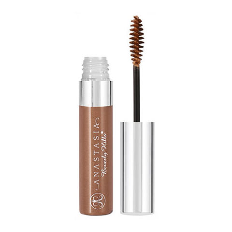 $22, sephora.com Put down the liner and powder, friends, and embrace your furrowed brow as it is. Keeping things casual with a hint of glam, define brows with a run through of Anastasia Beverly Hill's tinted gel that shapes and slightly shades brows to their full potential.