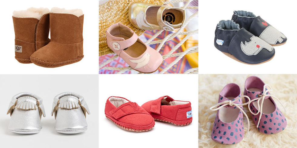 10 Best Baby Shoes of 2017 - Adorable Baby Shoes, Boots and Sneakers