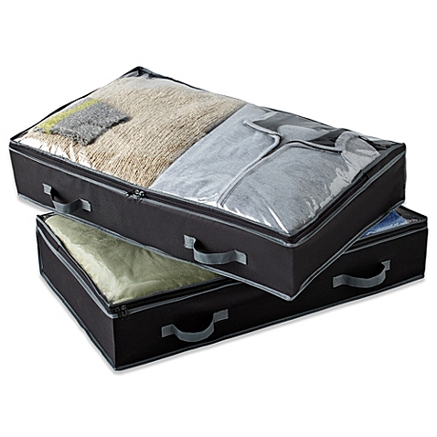 studio 3b underbed storage bags