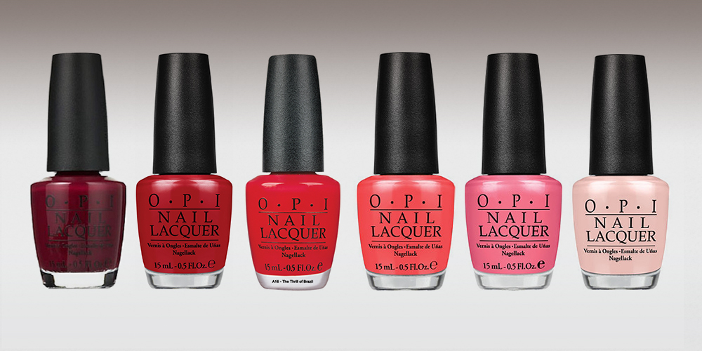 Best Nail Polish Colours For 2015. best gel nail colors for spring ...