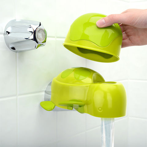 cover for bathtub faucet. brica super spout cover with rinse cup green turtle 9 Best Bath Spout Covers 2017  Faucet and