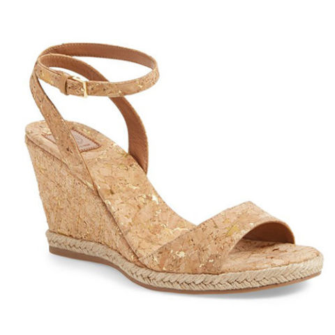 10 Best Cork Wedges For Spring 2017 - Cute Cork Wedges and Heels