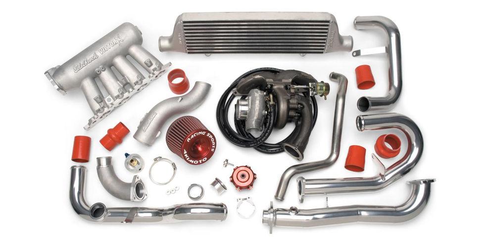 Honda tuning parts