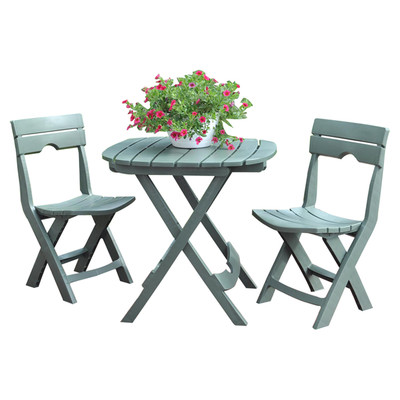 Wayfair Adams Quik Fold Bistro Set