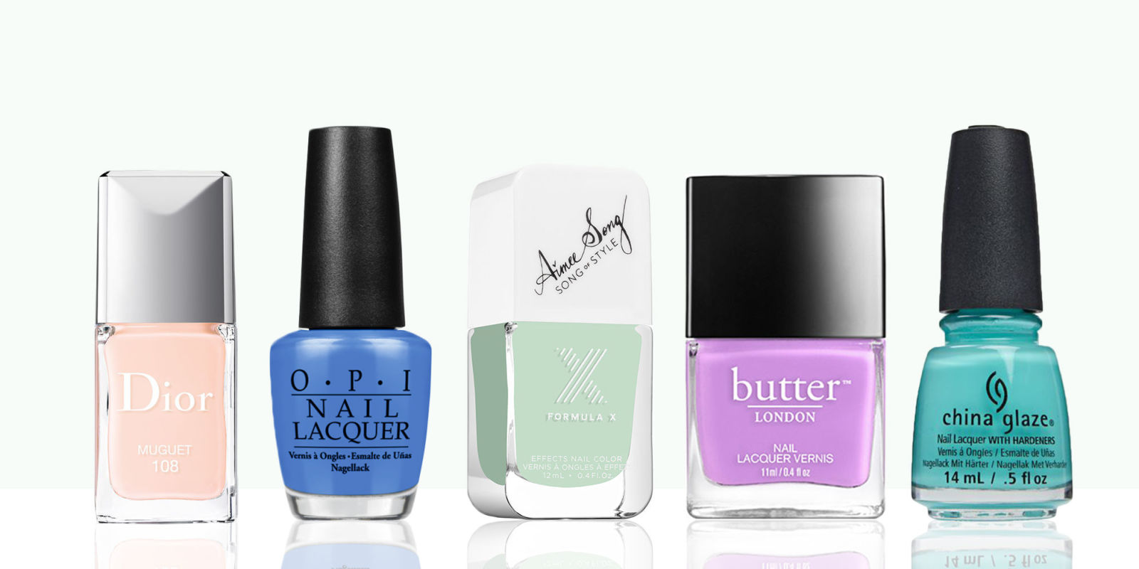 11 Best Spring Nail Colors 2016 Pretty Nail Polish For
