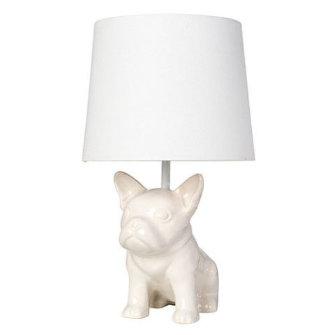 Pillowfort Bulldog Table Lamp