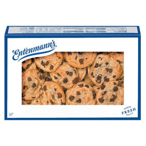 Entenmann S Cookies Soft Baked Original Recipe Chocolate Chip