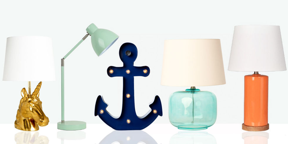 Fun Desk Lamps - Interior Design