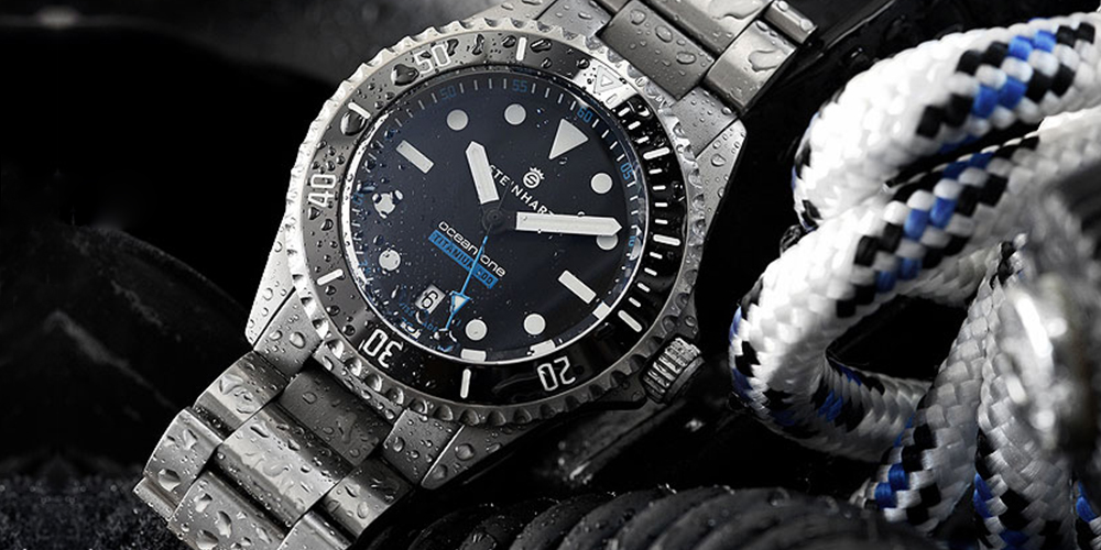 10 Best Titanium Watches Of 2018 Men S Titanium Watches